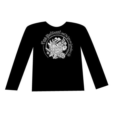 T-shirt-asp-Dino