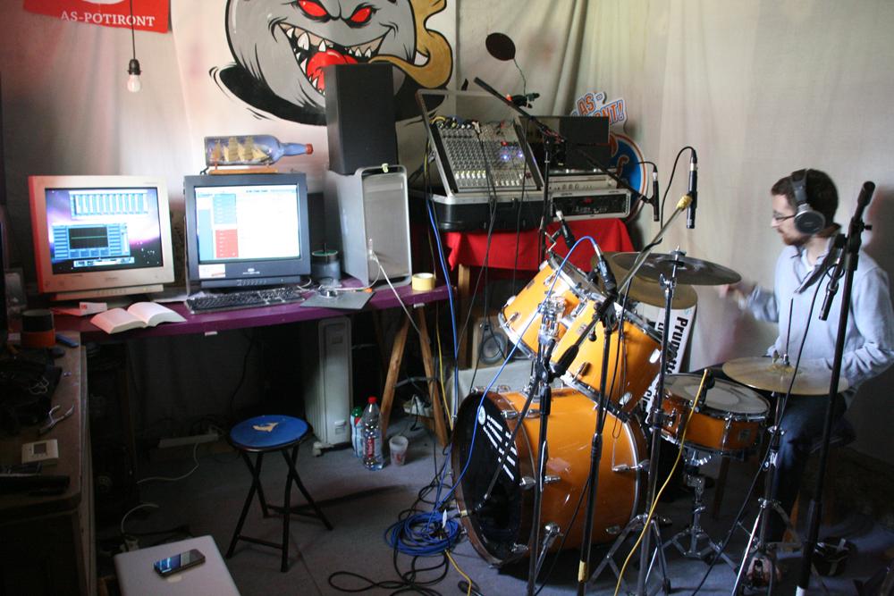 enregistrement-soul-project-mai-2012