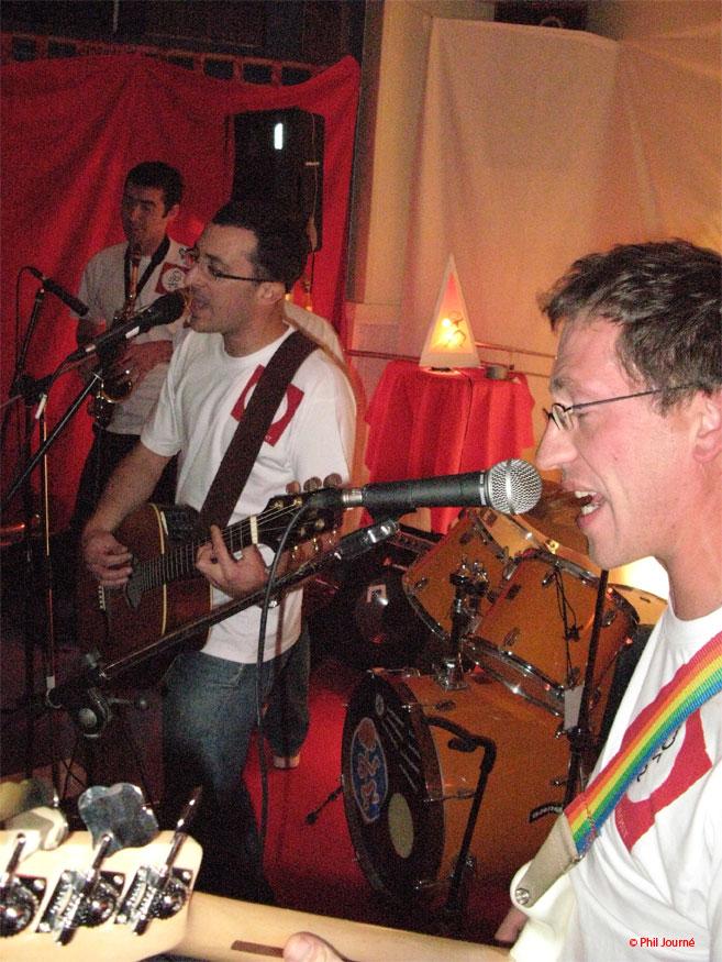 soirée lancement tango oct 2007